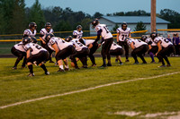 Prairie Valley Nighthawk Football vs Pillager