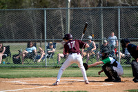 PANTHER BASEBALL VS BERTHA-HEWITT-VERNDALE