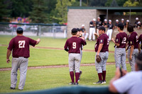 PP Legion Baseball vs DGF