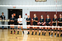 PANTHER VOLLEYBALL VS ROTHSAY