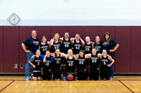2017-18 PANTHER ELEMENTARY GIRLS BASKETBALL